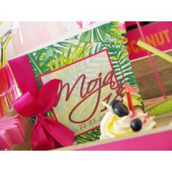 Zaproszenia Urodzinowe! Tropikalne palmy